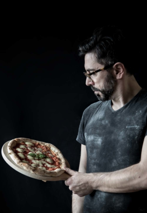 vincenzo d'apote pizza gourmet gargano