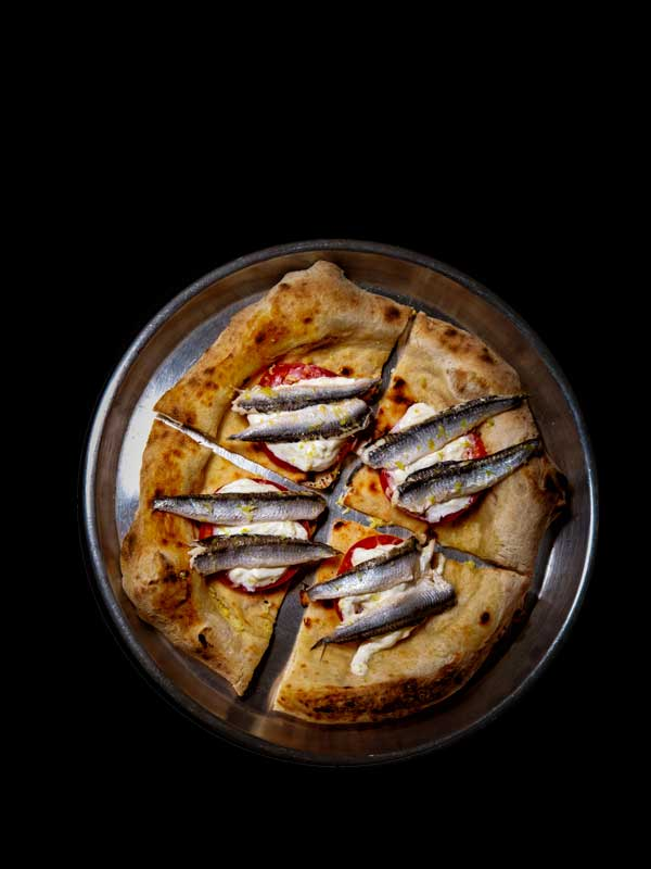 pizza gargano teglia gourmet