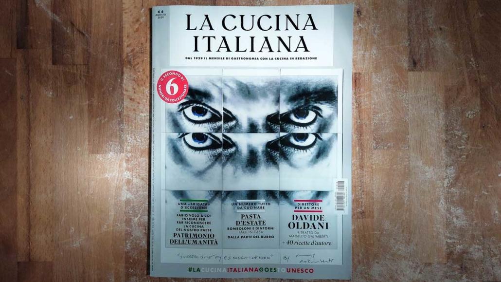 cucina italiana cruna del lago