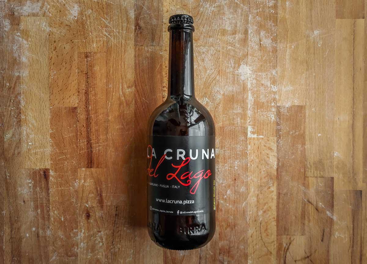 birra cruna del lago lesina